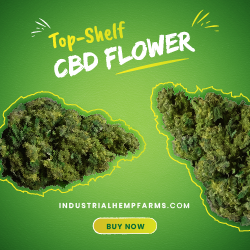 Industrial Hemp Farms (IHF llc) coupon code