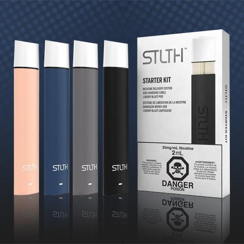 STLTH vape coupons logo