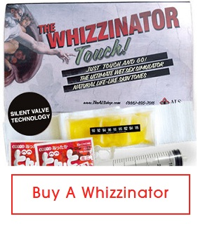 Whizzinator touch coupon code logo