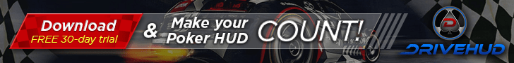DriveHUD coupon code logo